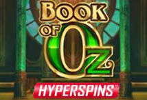 Book of Oz Lock n Spin Hyperspins