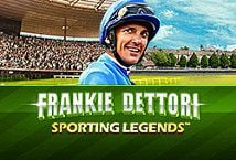Frankie Dettori Sporting Legends
