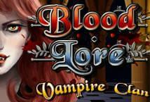 Vampire Clan Blood Lore