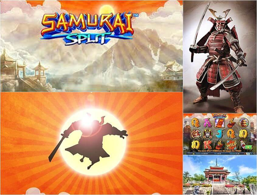 Samurai Split Slot Machine