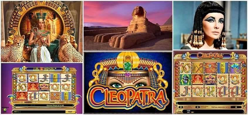 Online Slots Cleopatra