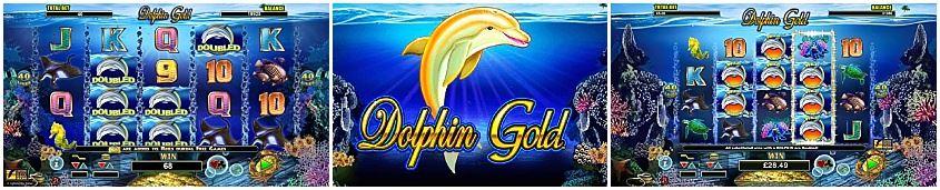 Slots Gold Dolphin Senza Registrarsi